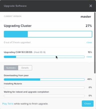 1-click upgrade screenshot clip 5